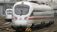 Betroffen sind Züge des Fernverkehrs