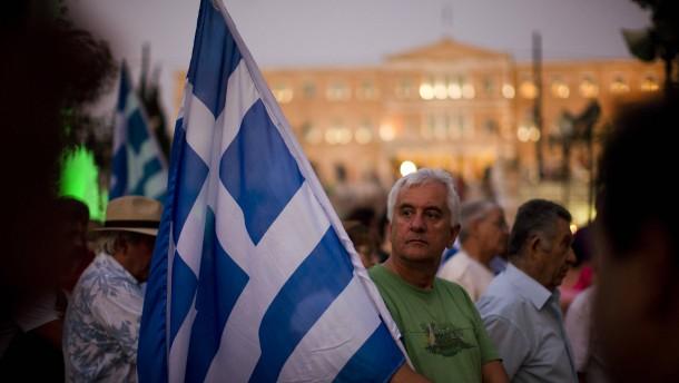 Alles noch viel schlimmer in Griechenland