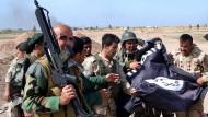 Kurden finden G36 super