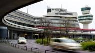 Für viele das Herzstück Berlins: der Flughafen in Tegel