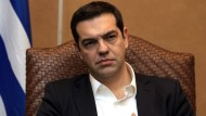 Alexis Tsipras: Er zeigt sich zuversichtlich, dass die Reformen durchgesetzt werden könnten.