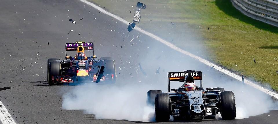 Neuer Cockpitschutz Halo in der Formel 1 soll Piloten schützen