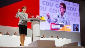 Die CDU kann sich gratulieren