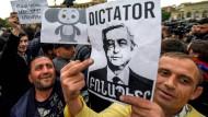 Proteste in Armenien