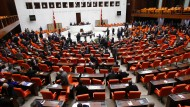 Fünf Abgeordnete bei Schlägerei im Parlament verletzt