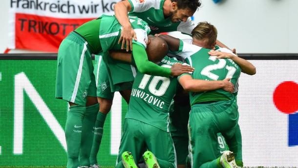 Bremen feiert sich selbst und Pizarro
