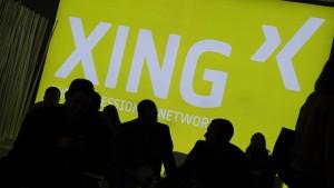 Debatte über abgemahnte Xing-Nutzer