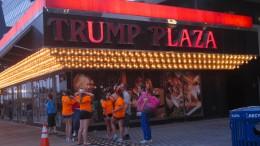 Sprengung von Trump-Kasino wird doch nicht versteigert