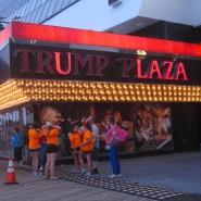 Das Trump Plaza in Atlantic City im Juli 2014