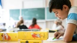 Lehrerlücke trifft auf Flüchtlingsschüler