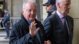 Frühere Minister verurteilt