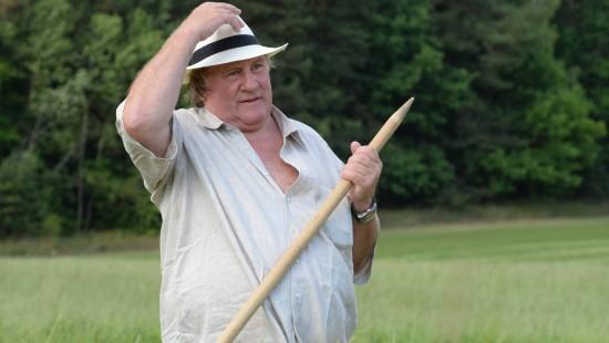 Depardieu darf fünf Jahre lang nicht in die Ukraine reisen