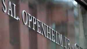 Sal. Oppenheim steht vor erheblichem Personalabbau