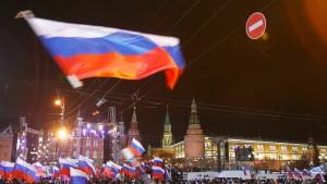 Wahlkommission erklärt Putin zum Sieger