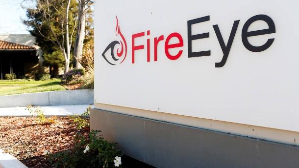IT-Sicherheitsfirma FireEye wird selbst Ziel von Hackern