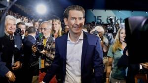Österreichs neue Verwandlungskünstler