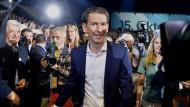 Wird Sebastian Kurz der jüngste Kanzler in der Geschichte Österreichs?