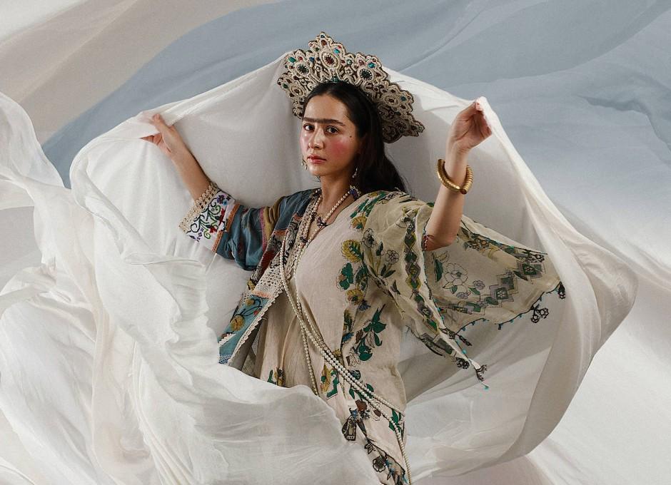 Manizha schätzt viele traditionellen Werte des Orients.