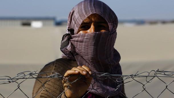 IS versklavt und misshandelt yezidische Frauen