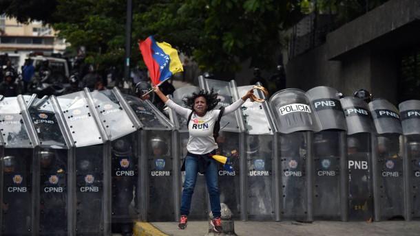 Venezuela tritt auf der Stelle