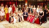 Jessica, Jennifer, Jenny, Denise-Jessica und noch einige Jennys mehr: der Bachelor muss sich in dieser Staffel nicht so viele Namen merken.