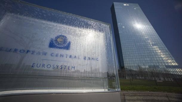 """EZB-Großprogramm rechtens"""