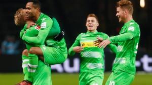 Hertha-Albtraum und Gladbach-Liebling