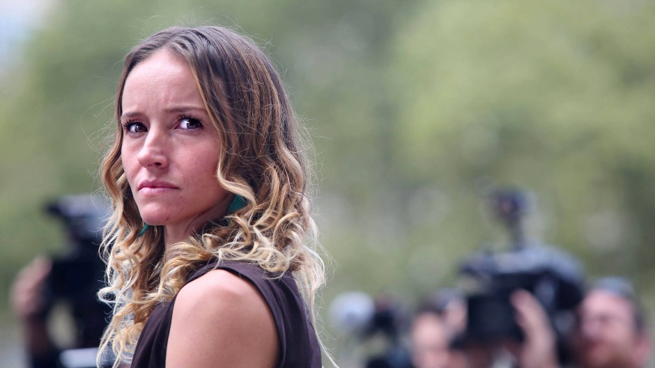 Eines von Epsteins mutmaßlichen Opfern: Teala Davies
