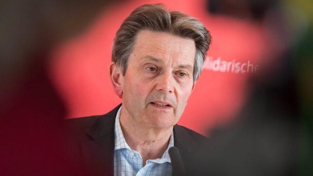 Zerlegt Rolf Mützenich gerade seine Partei?