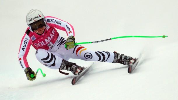 Rebensburg siegt in Cortina d'Ampezzo
