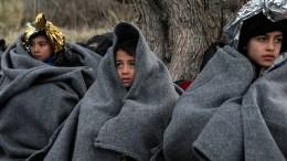 Seehofer: 50 Flüchtlingskinder dürfen kommen