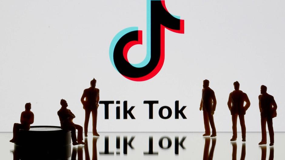 Tiktok ist zum Streitobjekt in Amerika geworden.