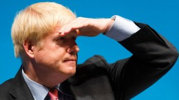 Boris Johnson bricht Spenden-Rekord
