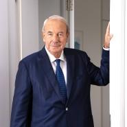 Gesprächsbereit: Heinz Hermann Thiele, der Großaktionär der Lufthansa