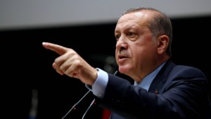 Erdogan droht mit Abbruch der EU-Beitrittsgespräche