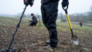 Die Eintracht von Sondengängern und Archäologen in Dänemark