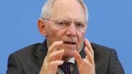 Schäuble zu Korrekturen bereit