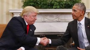 Obama weist Abhör-Vorwurf von Trump zurück