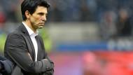 Fehlerlos: Bruno Hübner steht weiter zu Trainer Veh.