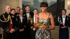 Iran verärgert über Auftritt von Michelle Obama