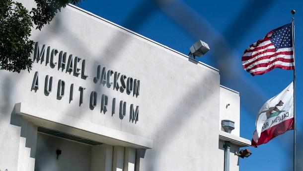 Michael Jackson bleibt Namenspate