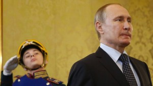 Alle gegen Putin