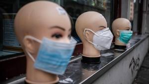 Abmahnwelle gegen Atemschutz-Hersteller?