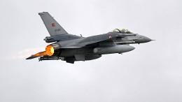 Türkei bombardiert PKK im Nord-Irak