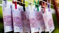 Kampf gegen Geldwäsche