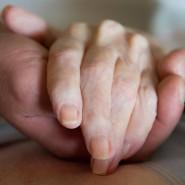 Den Weg würdevoll begleiten: Das Palliativteam Hochtaunus leistet wichtige Arbeit.(Symbolbild)