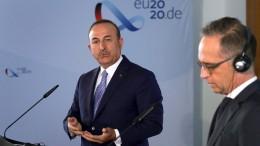 Türkei fordert von Deutschland Überprüfung der Reisewarnung