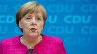 Merkel kritisiert türkisches Besuchsverbot für Incirlik
