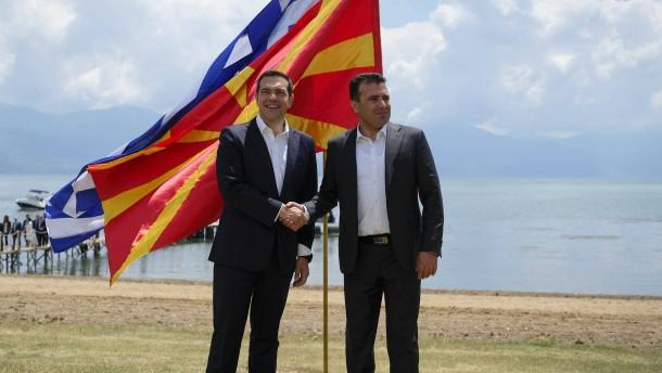 Mazedonien, eine Erfindung der jugoslawischen Propaganda?