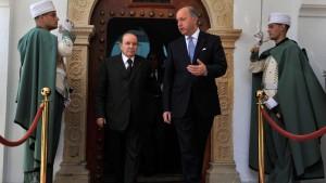 Paris und Algier einig über Mali